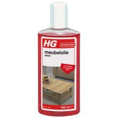 HG verzorgende meubelolie eiken, mahonie en kersen