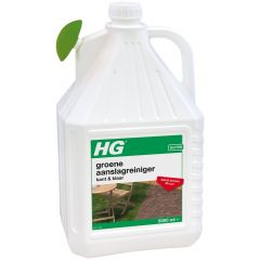 HG groene aanslagreiniger kant & klaar - 5 liter