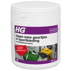 HG tegen nare geurtjes in sportkleding
