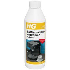 HG ontkalker voor espresso- en padkoffiezetapparaten op basis van melkzuur