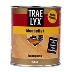 Trae-Lyx meubellak hoogglans - 750 ml.