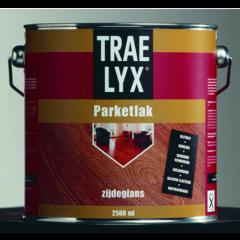 Trae-Lyx parketlak mat - 2,5 L