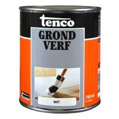 Tenco grondverf wit - 750 ml.