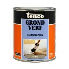 Tenco grondverf waterbasis grijs - 750 ml.