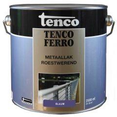 Tenco ferro roestwerende ijzerverf blauw - 2,5 liter