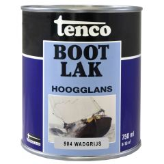 Tenco bootlak wadgrijs 904 - 750 ml.