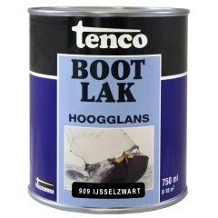 Tenco bootlak ijsselzwart 909 - 750 ml.