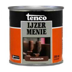 Tenco ijzermenie roodbruin - 250 ml.