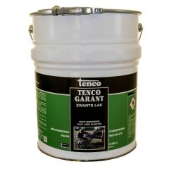 Tencogarant zwarte lak - 10 liter