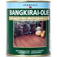 Hermadix bangkirai olie naturel - 750 ml.