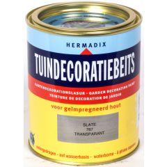 Hermadix tuindecoratiebeits slate - 750 ml.
