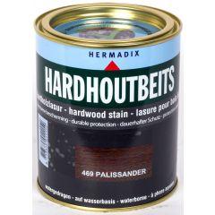 Hermadix hardhoutbeits palissander - 750 ml.