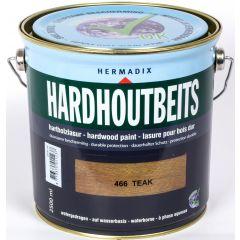 Hermadix hardhoutbeits teak - 2,5 liter