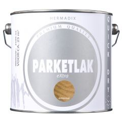Hermadix parketlak extra extra mat - 2,5 liter
