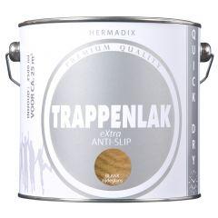 Hermadix trappenlak extra anti-slip zijdeglans blank - 2,5 liter