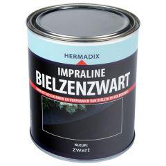 Hermadix impraline bielzenzwart - 750 ml.