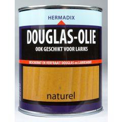 Hermadix douglas-olie naturel - 2,5 liter