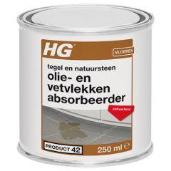 HG natuursteen olie & vetvlekken absorbeerder