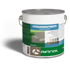 OAF steigerhoutbeits white wash - 2,5 liter