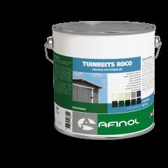Afinol tuinbeits roco dekkend wit - 2,5 liter