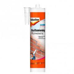 Alabastine buitenvoegreparatie zilvergrijs - 310 ml.