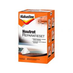 Alabastine houtrot reparatieset - 500 gram