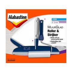 Alabastine muurglad roller & strijker