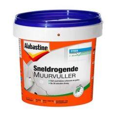 Alabastine sneldrogende muurvuller - 1 kg.