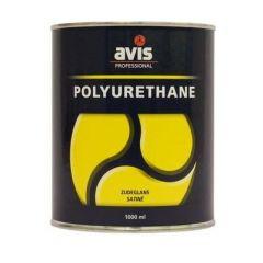 Avis Polyurethane blanke lak mat - 1 L