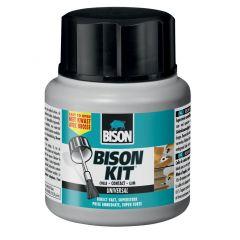Bison kit met kwast - 125 ml.