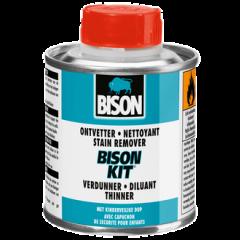 Bison kit ontvetter/verdunner - 250 ml.