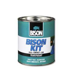 Bison kit transparant - 750 ml.