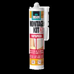 Bison montagekit topspeed - 310 ml.