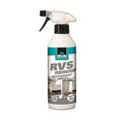 Bison RVS reiniger - 500 ml.