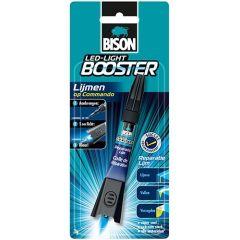 Bison secondelijm LED-light booster