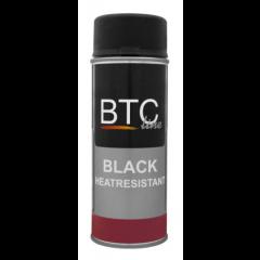 BTC-Line hittebestendige lak zwart - 400 ml
