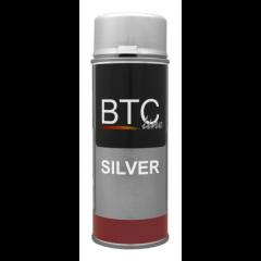 BTC-Line deco spray zilver - 400 ml