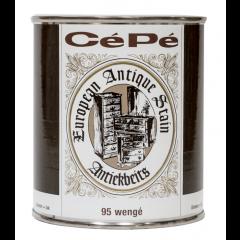 Cépé antiekbeits classic lijn nr. 95 wengé - 500 ml.