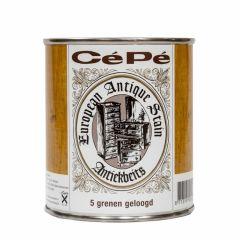 Cépé antiekbeits nr. 5 grenen geloogd (voor afwerking met was) - 500 ml.