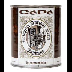 Cépé antiekbeits classic lijn nr. 70 noten midden - 500 ml.