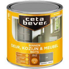 Cetabever deur, kozijn & meubelbeits transparant zijdeglans lei 0502 - 250 ml.