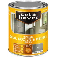 Cetabever deur, kozijn & meubelbeits transparant zijdeglans lei 0502 - 750 ml.