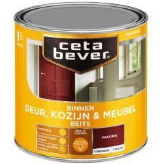 Cetabever deur, kozijn & meubelbeits transparant zijdeglans mahonie 0145 - 250 ml.