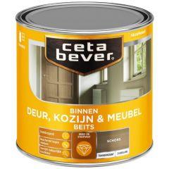 Cetabever deur, kozijn & meubelbeits transparant zijdeglans schors 0111 - 250 ml.