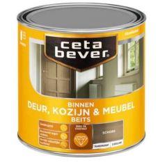 Cetabever deur, kozijn & meubelbeits transparant zijdeglans schors 0111 - 750 ml.