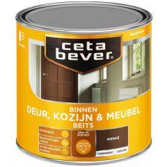 Cetabever deur, kozijn & meubelbeits transparant zijdeglans wenge 0118 - 250 ml.