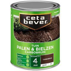 Cetabever palen & bielzen carbobruin - 750 ml.