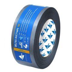Deltec duct tape 100 grijs - 50 meter x 36 mm.