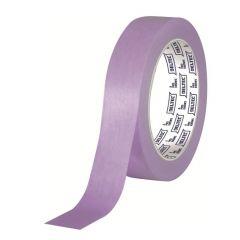 Deltec maskeertape purple / sensitive - 50 meter x 24 mm.
