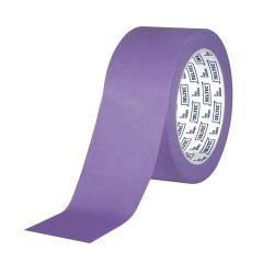 Deltec maskeertape purple / sensitive - 50 meter x 48 mm.
